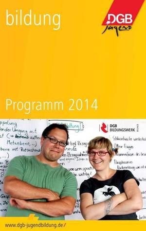 Jugendbildungsprogramm 2014