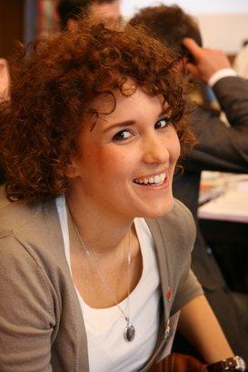 stellvertretende DBJR-Vorsitzende Julia Böhnke