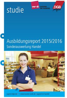 Ausbildungsreport Handel 2016
