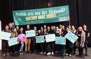 Reboot Bayern große Gruppe junger Gewerkschafter_innen