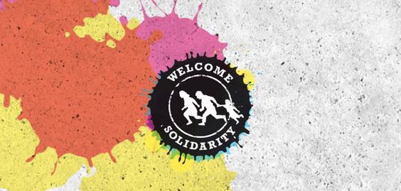 Welcome Solidarity Bild