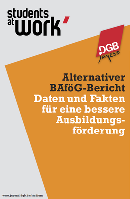 Alternativer BAföG-Bericht 2016