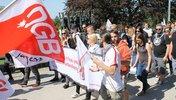Die Gewerkschaftsjugend in Mauthausen