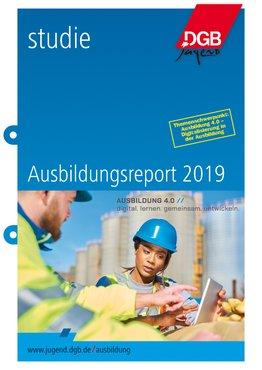 Titel des Ausbildungsreports 2019