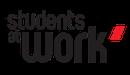 Logo: saw - students at work