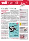 Soli aktuell 2/2019