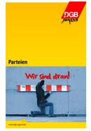 Cover der Broschüre zu Parteien