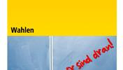 Cover der Broschüre zu Wahlen