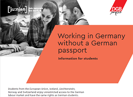 Working in Germany without a German passport