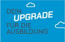 Dein Upgrade Schriftzug