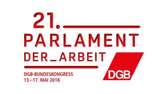 DGB-Kongress Logo