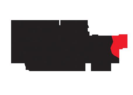 Logo: students at work