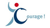Logo Netzwerk für Demokratie und Courage (NDC)