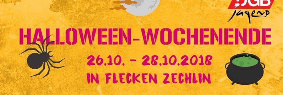 Halloweenwochenende der DGB Jugend Berlin-Brandenburg