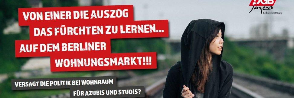 Bild Podiumsdiskussion Wohnraumsituation für junge Menschen in Berlin