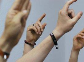Hände in die Luft gereckt © DBJR