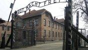 Auschwitz Eingang
