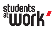 Logo: saw - students at work