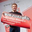 Florian Haggenmiller mit Forderungen