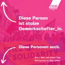 DGB-Jugend am 1. Mai 2021