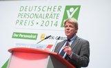 Verleihung des Deutschen Personalräte-Preises