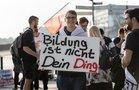 BBiG-Aktion im Regierungsviertel