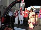 Indien auf der Bühne